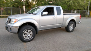 2007 Nissan Frontier.