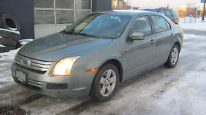 2006 Ford Fusion Sedan 4 door ,Auto ,Safety and e test