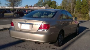 2005 Toyota Camry LE, 2.4 West Island Greater Montréal image 2