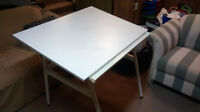 Drafting Table w instrument tray