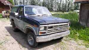 80 Ford Bronco