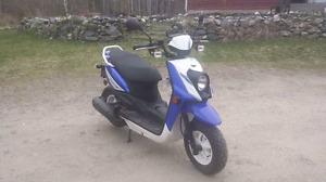 2014 Yamaha Zuma 50cc