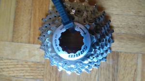 Variety of bike parts for sale