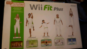Wii Fit Plus!