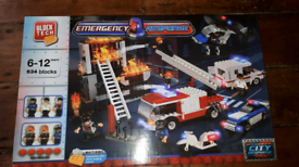 Block Tech Set, compatible with Lego - NEW