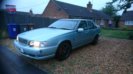 1997 Volvo S70 2.3 T5 CD Automatic