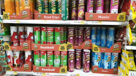 FREE can of Pringles (200g) from Tesco/Sainsbury's/Asda/Morrisons etc.