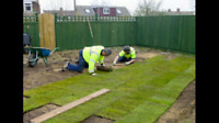 Landscaping gravel delivery sod removal free estimates city wide