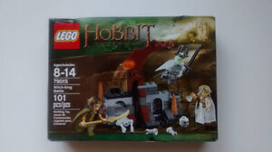 LEGO THE HOBBIT MOVIE--WITCH KING BATTLE SET (NEW) 79015