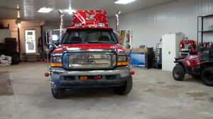2001 Ford F-450 Chrome Autre