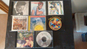 Assorted Music CDs