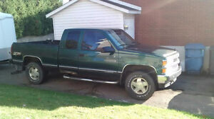 1997 GMC C/K 1500 Pick-up