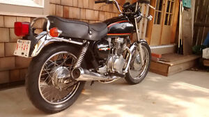 Honda CB400T Price Drop!