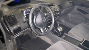 08 civic auto 4 door