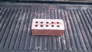 used bricks - mortar removed