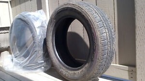 Two 185/65/R15 summer tires