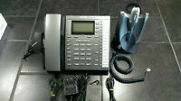 Plantronics CS50 headset, RCA business phone, works great!