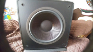12 inch home theater subwoofer
