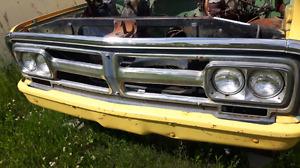 1971 GMC 1 ton
