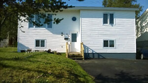 Spacious 3 bedroom above Ground Apartment Canada Drive