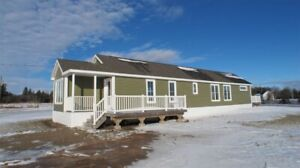 New mini home with land in Onslow $483.00 bi-weekly