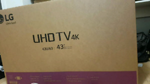 2017 LG 4K SMART TV BNIB