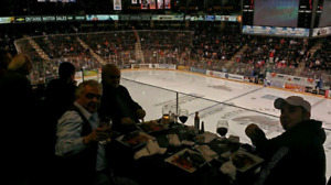 Oshawa Generals Tickets table for 4 December 14