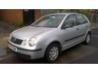 2002 Volkswagen Polo 1.2 S 5dr