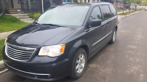 2011 Chrysler Town and Country- FULLY LOADED WITH POWER DOORS