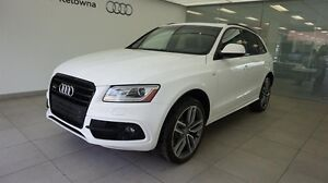 2016 Audi SQ5 3.0T Technik quattro 8sp Tiptronic