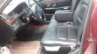 '98 Cadillac DeVille in WELL MAINTAINED CONDITION*BLK.LTHR.VGC*