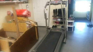 Crosswalk 325/pro-form treadmill