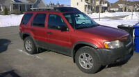 2004 Ford Escape SUV, VGM