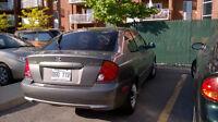 2004 Hyundai Accent Coupé Hatchback AUTOMATIQUE 117 500 KM