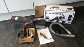 Black Decker Handheld Vacuum Cleaner