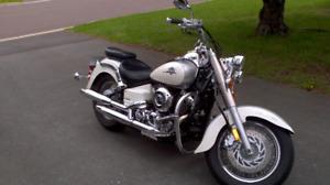 2003 Yamaha Vstar Classic 650