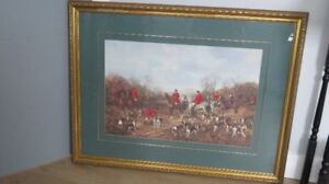 English Fox Hunt Pictures