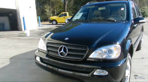 2002 Mercedes-Benz ML320