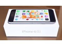iPhone 6s 64gb - any network - boxed as new
