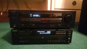 SONY / KENWOOD home theatre system