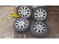 Alloy wheels Peugeot