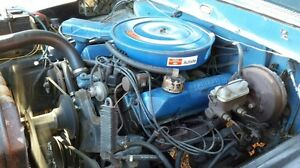 1968 Ford F100 360fe engine and 3spd