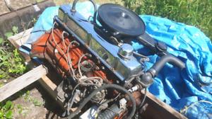 GM inline six engines