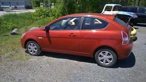 2007 Hyundai Accent SE Hatchback   GREAT CAR, GREAT DEAL