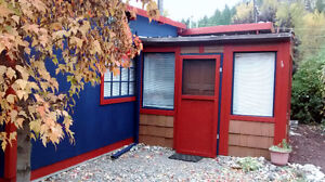 Prime city lot with your workshop or B & B already built.