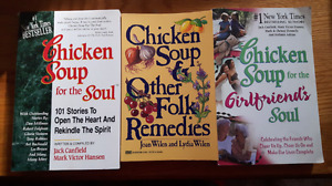 Chicken Soup for the Soul Books.