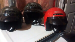 5 - Quad Helmets for Sale