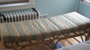 Cot with Futon