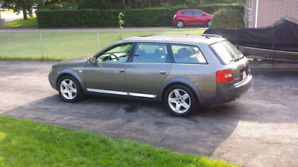 2004 audi allroad.  New everything!!!