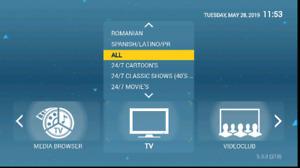 GREAT IPTV SERVICE FOR ALL DEVICES!!